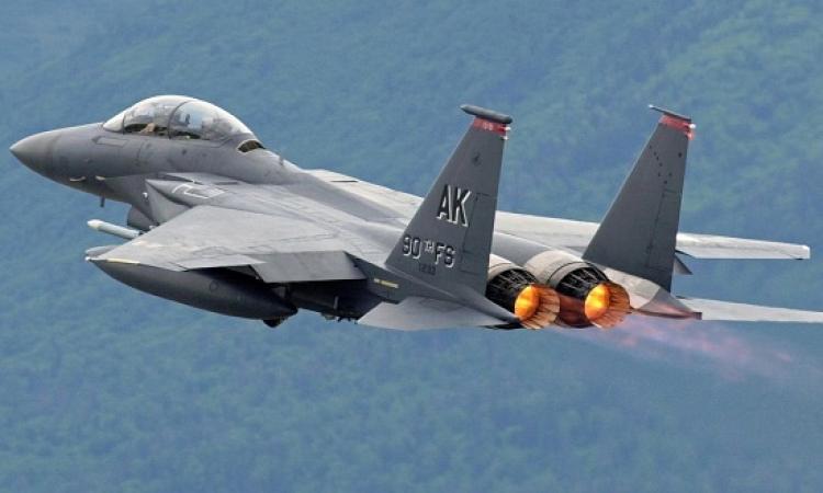 """صفقة أمريكية قطرية بقيمة 1.1 مليار دولار لتخديم """"F-15"""""""