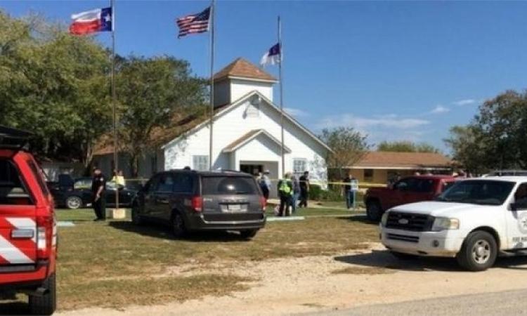 مصر تدين حادث إطلاق النار بكنيسة في ولاية تكساس الأمريكية