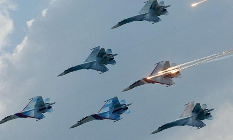 روسيا تكذب الأنباء حول استخدام القواعد المصرية لضرب الإرهابيين فى ليبيا