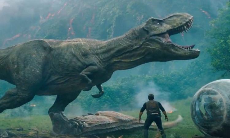 بالفيديو .. تريلر مثير للجزء الجديد من Jurassic World
