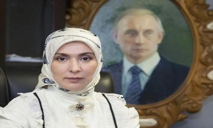 حمزتوفا تنافس بوتين على رئاسة روسيا