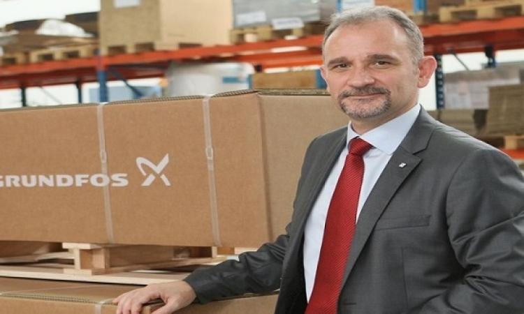 جروندفوس تعيّن رئيساً جديداً لشرق أوروبا وغرب آسيا والشرق الأوسط وأفريقيا