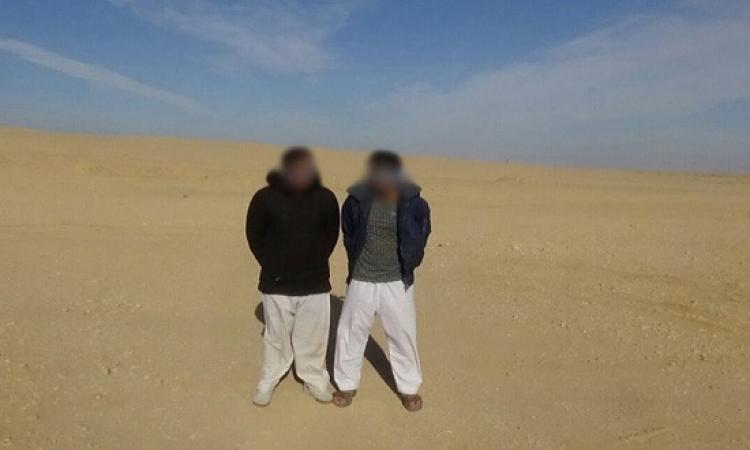 المتحدث العسكرى : مقتل 2 تكفيريين شديدى الخطورة وسط سيناء