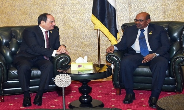 السيسى يلتقى البشير بأديس أبابا ولجنة وزارية لحل الخلافات