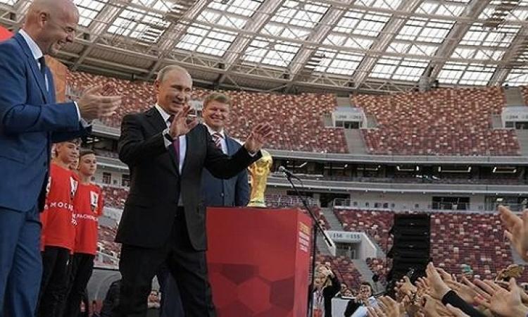 بوتين وراء فضيحة منشطات الرياضيين الروس
