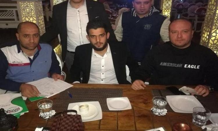 رسمياً .. المصرى يضم عبد الله الشامى ضم مدافع الأهلي السابق