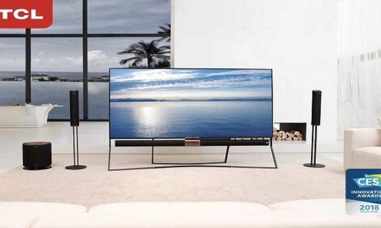 تي سي إل ملتيميديا تكشف عن منتجاتها الجديدة بمعرض الإلكترونيات الاستهلاكية 2018