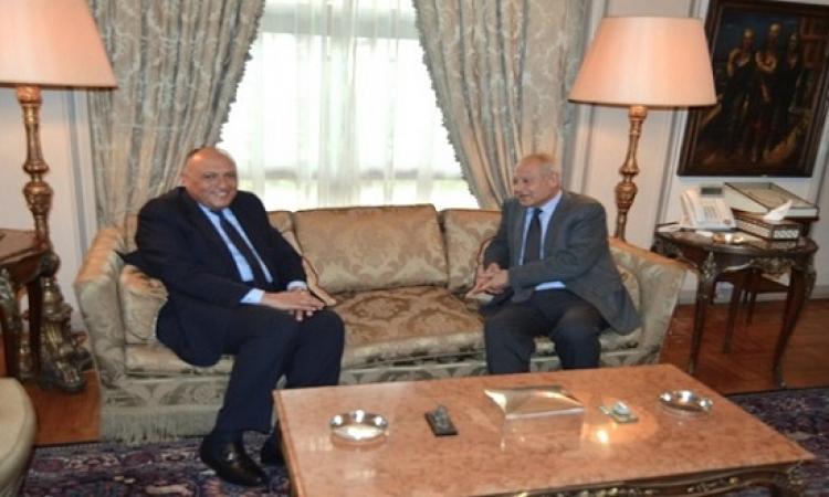 شكرى وأبو الغيط يتوجهان للأردن للمشاركة فى اجتماعات اللجنة العربية المعنية بالقدس