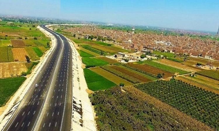 الرئيس السيسى يدشن اليوم شبكة جديدة من مشروعات الطرق والكبارى