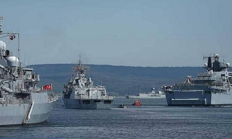 تحرك عسكرى تركى يمنع عملية تنقيب فى البحر المتوسط