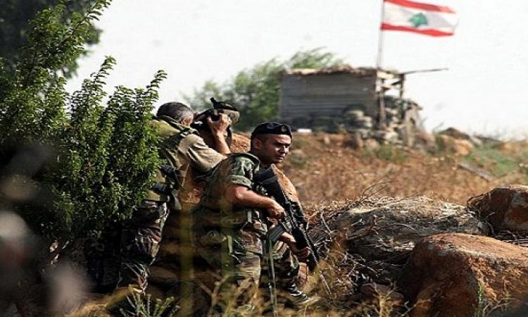 إسرائيل ترمى بقنبلتين تجاه الأراضى اللبنانية