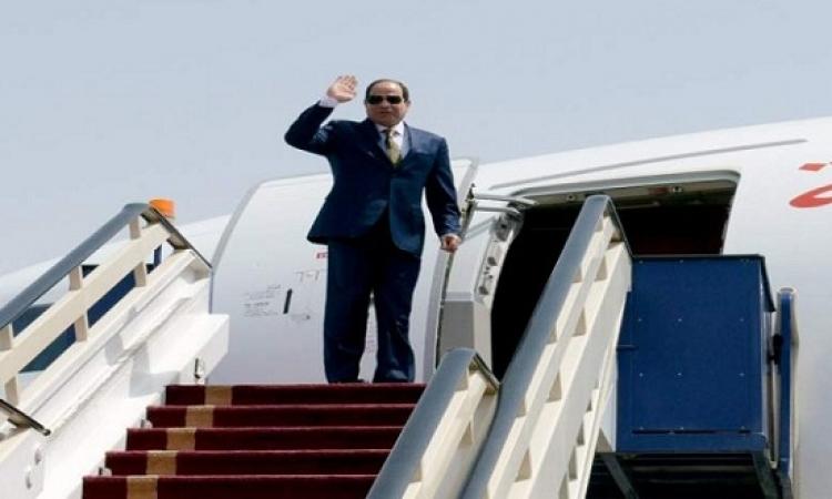 السيسى يبدأ اليوم اول زياراته الرسمية الى سلطنة عمان