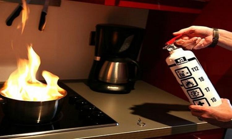 لتجنب الحرائق فى المطبخ .. إليكِ هذه النصائح