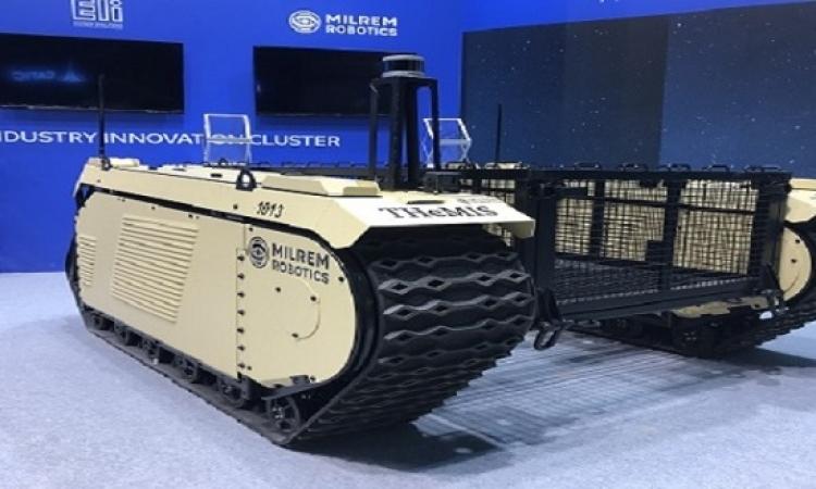 ميلريم روبوتيكس تطرح الجيل الجديد من المركبات ذاتية التحكم