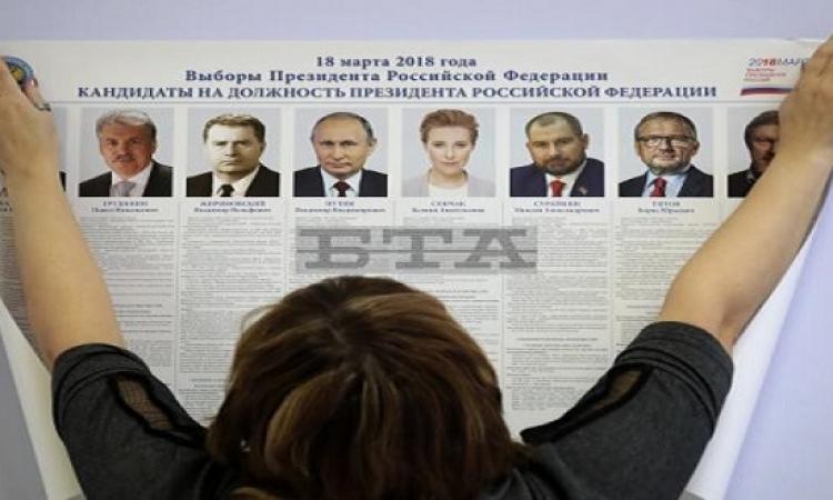 8 مرشحين يتنافسون فى الانتخابات الروسية .. وتوقعات بفوز بوتين