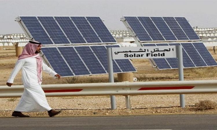 القحطانى : مساحة مشروع الطاقة الشمسية السعودى أكبر من مساحة قطر بمرة ونصف