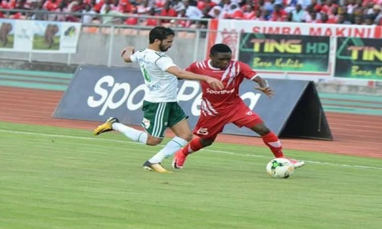 المصرى يتعادل مع سيمبا التنزانى 2-2 بالكونفدرالية الافريقية