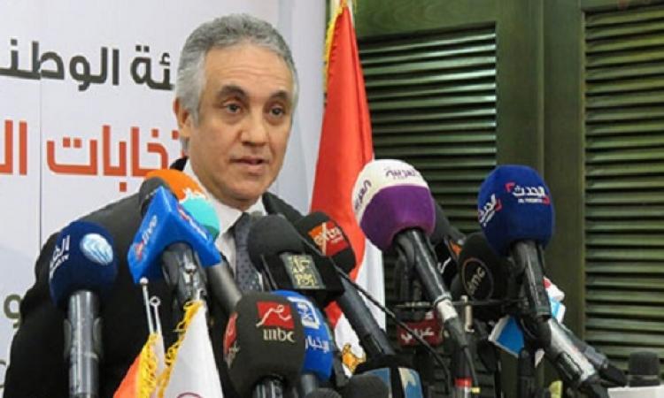 """""""الوطنية للانتخابات"""": تصويت المصريين بالخارج لا يشترط الإقامة"""