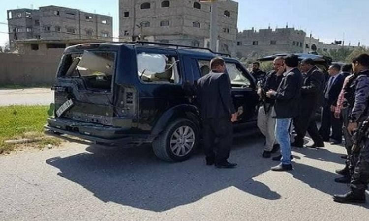 السلطة تحمل حماس مسئولية انفجار استهدف موكب رئيس الوزراء فى غزة