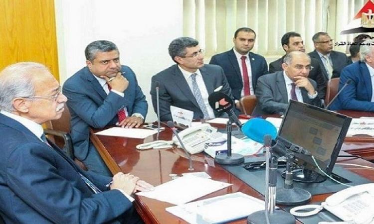 غرفة عمليات مجلس الوزراء تواصل عملها فى ثانى ايام الانتخابات الرئاسية