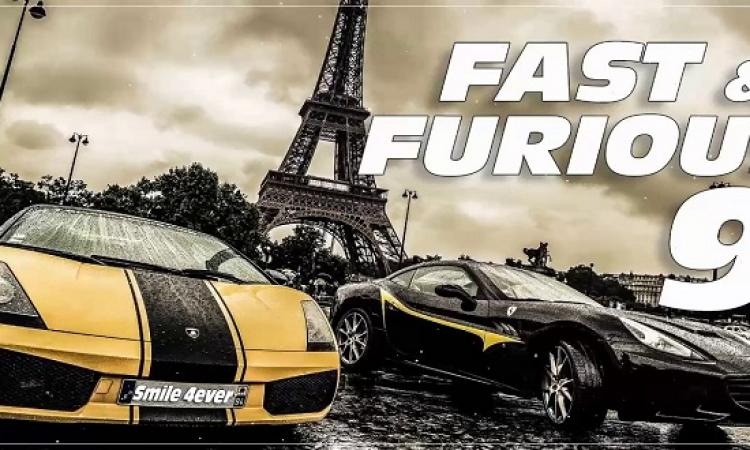 اخيراً بعد مشاكل وصراعات .. بدء تصوير الجزء التاسع من Fast & Furious