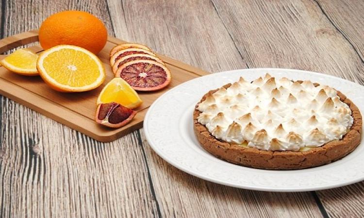 حلو اليوم .. فطيرة المارنج والبرتقال