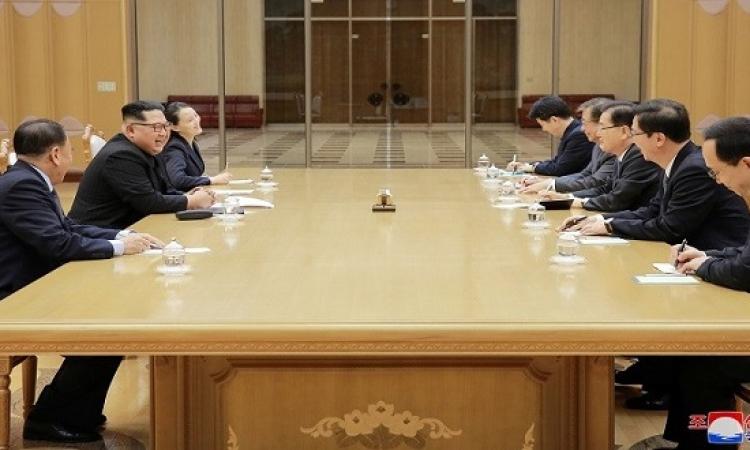 الكوريتان تتوصلان لعقد لقاء قمة بين الرئيسين