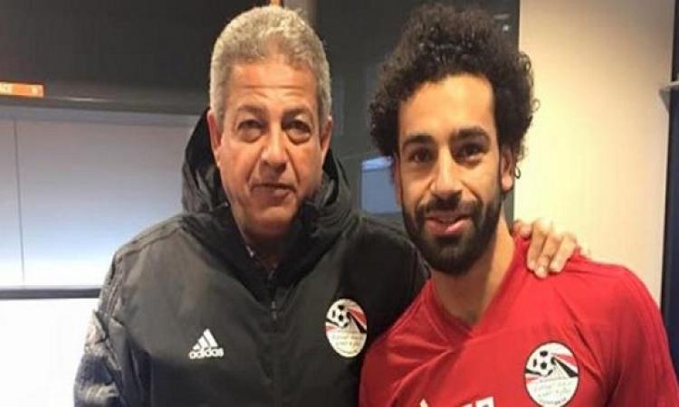 خالد عبد العزيز يكشف ما دار بحديثه مع صلاح قبل مباراة البرتغال