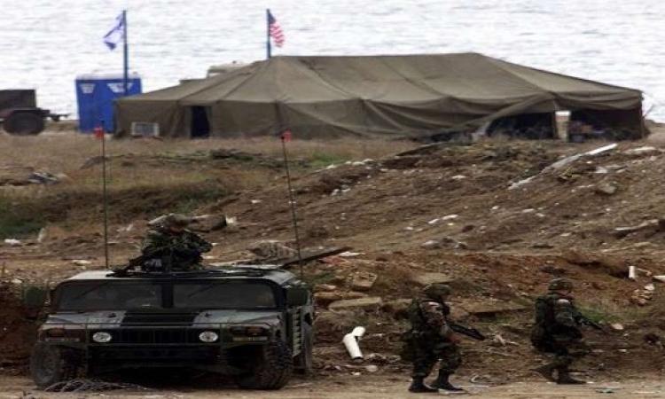 مناورات إسرائيلية أمريكية ضخمة تحاكى حرباً إقليمية