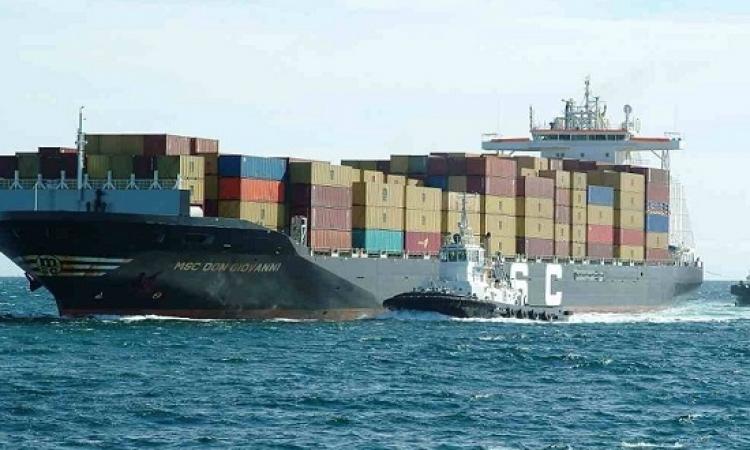 1.8 مليار دولار زيادة بالصادرات السلعية في 7 أشهر