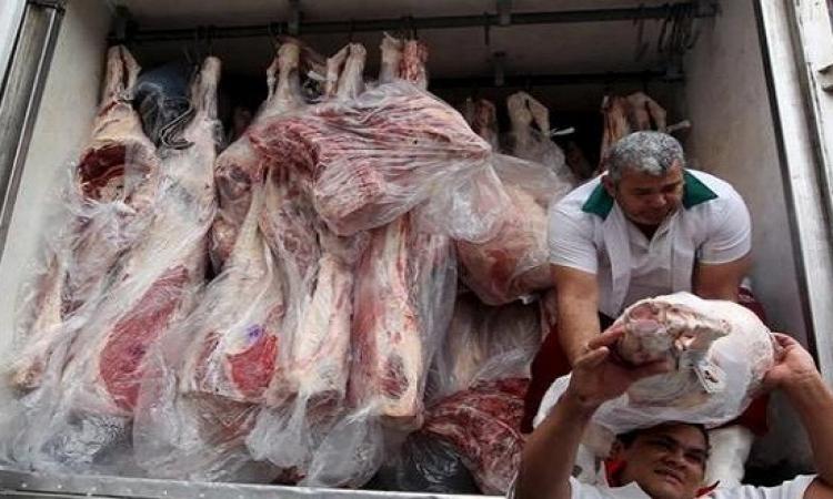 وزارة التجارة تدرس زيادة واردات اللحوم الحلال من البرازيل