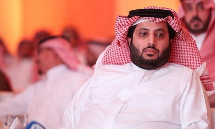 تركى آل الشيخ يعلن تعاقد بيراميدز مع 5 لاعبين سوبر خلال الانتقالات الشتوية