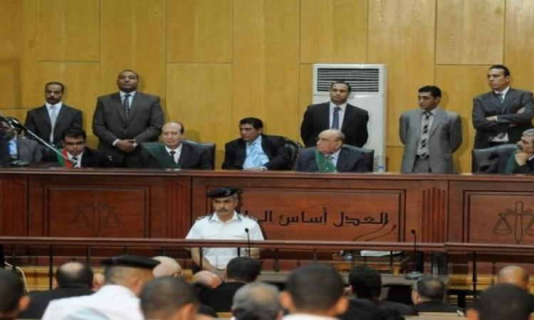 جنايات القاهرة تستكمل محاكمة المتهمين بقضية كتائب أنصار الشريعة