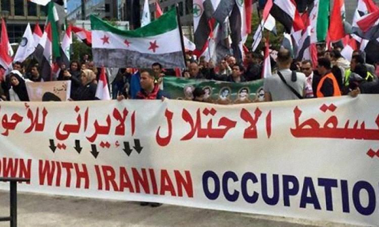 احتجاجات الأحواز فى ايران تتسع والنظام يلجأ إلى وقف تلجرام