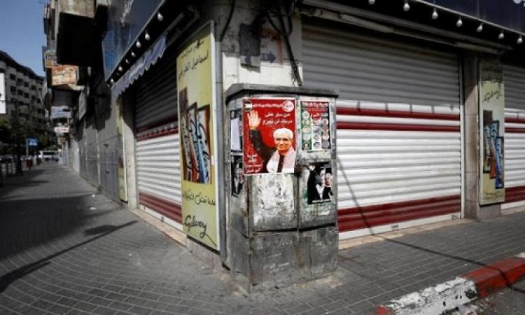 إضراب شامل يعم محافظات فلسطين في ذكرى النكبة وحداد على أرواح شهداء غزة