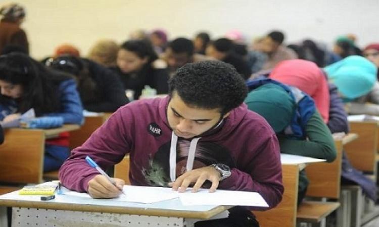 انتهاء امتحانات الدور الثانى للثانوية العامة اليوم