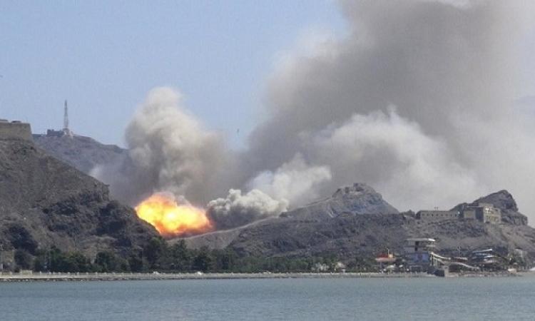 عملية خاطفة للتحالف العربي ضد الحوثيين في الحديدة