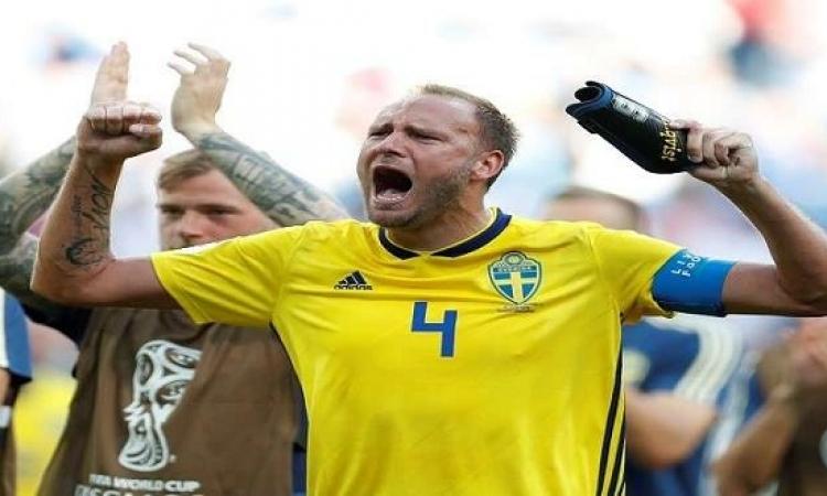 السويد تفوز على كوريا الجنوبية فى مونديال روسيا بهدف نظيف
