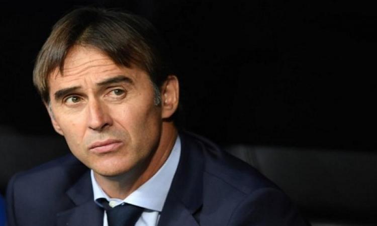 إقالة مدرب المنتخب الإسبانى يثير ضجة قبل المونديال