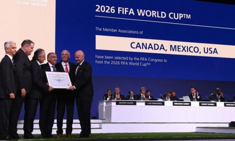 """القوة الاقتصادية """"تخطف"""" استضافة كأس العالم من المغرب"""