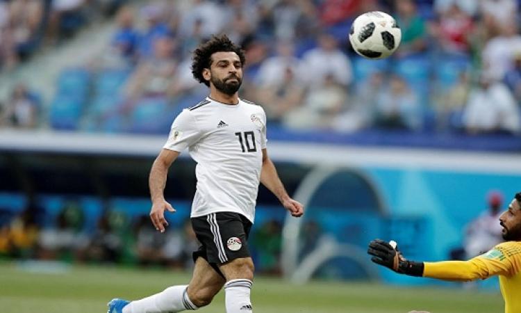 محمد صلاح يصل القاهرة اليوم للانضمام الى المنتخب الوطنى