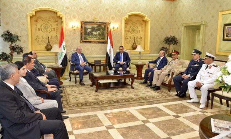 مصطفى مدبولى يجتمع اليوم بنائب الرئيس العراقى