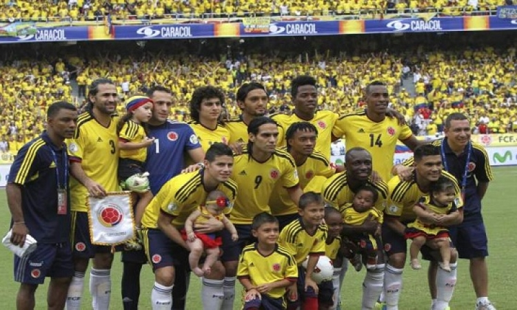 المهارة تصطدم بدفاعات الفراعنة.. كل ما تريد معرفته عن المنتخب الكولومبى