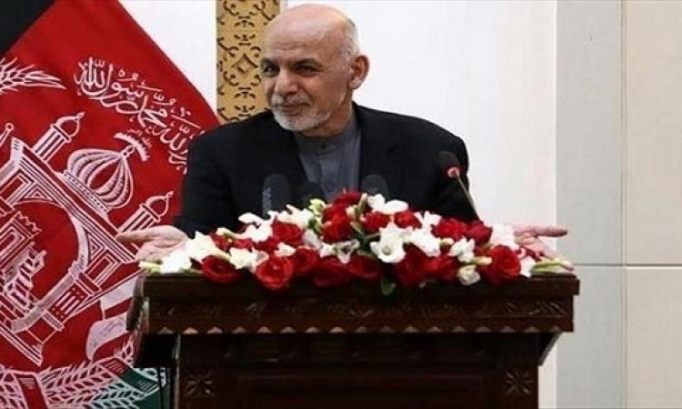 الرئاسة الافغانية : مشاورات جارية بشأن وقف إطلاق النار مع طالبان خلال عيد الأضحى