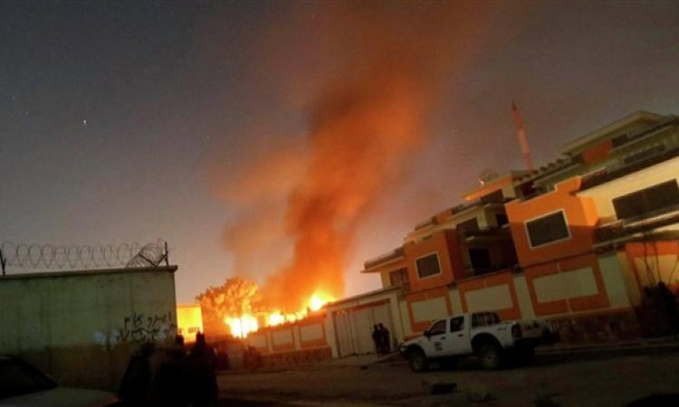 اشتباكات بين قوات الأمن الأفغانية ومسلحين قصفوا القصر الرئاسى بكابول
