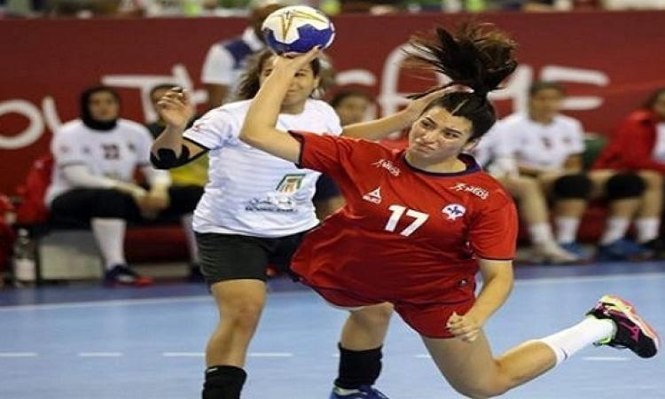 منتخب ناشئات اليد يخسر أمام انجولا فى بطولة العالم ببولندا