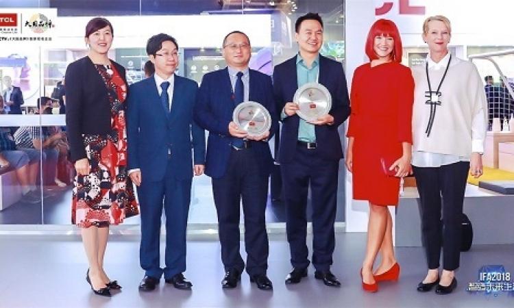 تي سي إل تفوز باثنتين من جوائز منتجات آي دي جي
