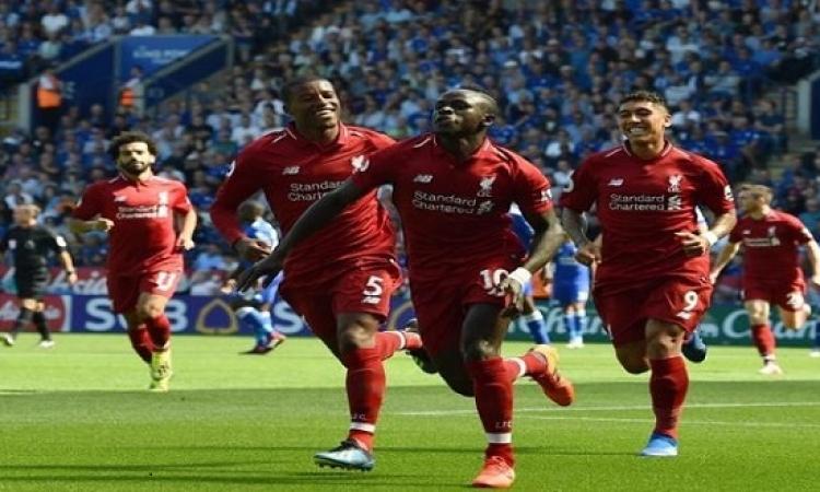 ليفربول يواصل انتصاراته المتتالية بفوز صعب على ليستر سيتى بمشاركة صلاح