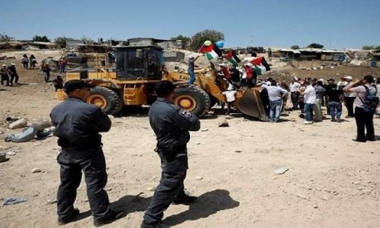 إسرائيل تمهل الفلسطينيين أسبوعًا لهدم الخان الأحمر