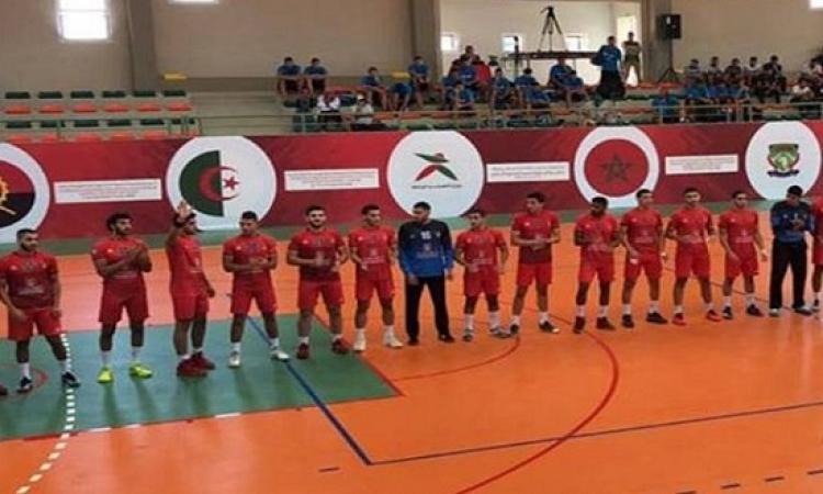 منتخب مصر للشباب لكرة اليد يفوز ببطولة أفريقيا ويتأهل لكأس العالم